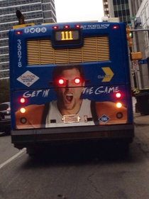 I loved X-Men as a child but was particularly scared of Cyclops so this bus scared the crap out of me for a second when he hit the brakes