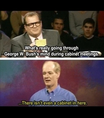 I miss Whose Line and Colin Mochrie