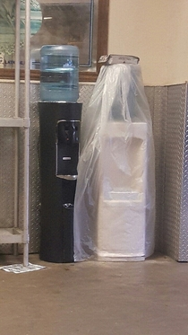 I now pronounce you water jug and water jug