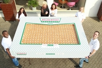 I only bought one box of Krispy Kreme