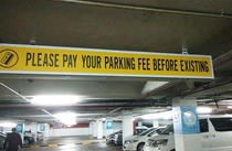 I pay therefore I exist