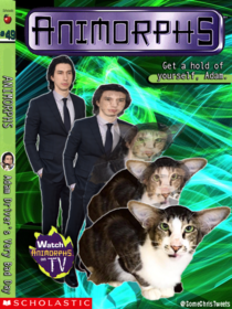 I saw Adam Driver Cat and knew what had to be done