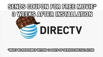 I see what game youre playing DirecTV