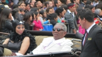 I see your Asian Morgan Freeman and raise you a Peruvian Morgan Freeman
