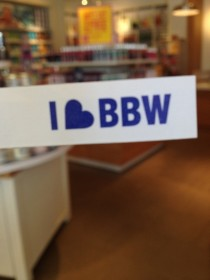 I think Bath and Body Works should use a different slogan