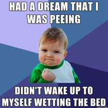 I think everyone has had one of these dreams at least once