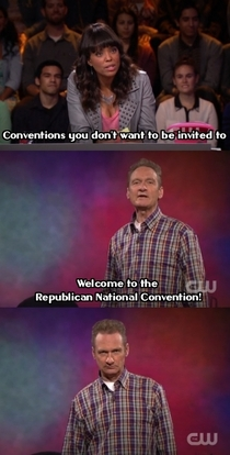 I think its safe to say Ryan Stiles isnt a Republican