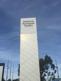 I think Melbourne gave up on naming things