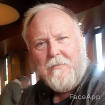 I took my  old daughter out to lunch and she put me through a filter sent it to my wife and said having lunch with the ole man Im
