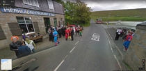 i was messing with Google Map when I found that delightful scottish countryside bar june