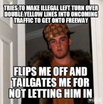 I wonder if drivers in Southern California are the same level of douche once they get out of the vehicle