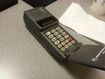 I work for a cell phone carrier A lady whipped out this phone and asked if we could transfer her call book
