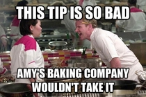 If Gordon Ramsay had to approve Actual Advice Mallard posts before they were put on Reddit