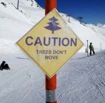 If onlyit would make skiing so much easier