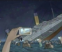 If Titanic happened today