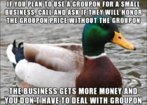 If you plan to help out small businesses