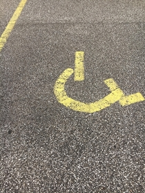 If youre this handicapped maybe you shouldnt be driving