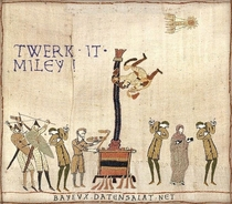 Im a French teacher This is what happens when you ask high schoolers to put a modern spin on the Bayeux Tapestry