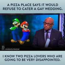 Im about  sure that whoever wrote this joke at Comedy Central has never played a Mario game in their life