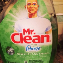Im American and have a question for New Zealanders - do you use cleaning products made to smell like America