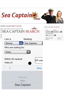 Im happy someone has finally started to recognize my gender identity Sea Captains deserve love too