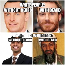 Im Indian and I really want a beard but afraid of this