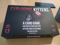 Im into kittens and explosions and boob wizards and sometimes butts and I just found the perfect board game