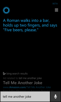 Im loving Cortana