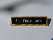 Im not a fan of my new name badge