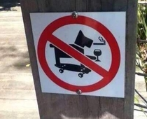 Imagine banning the worlds coolest dog