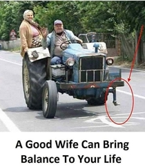Importance of Wife