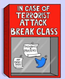 In case of Terrorism