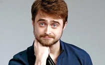 In doppelgnger news Daniel Radcliffe is aging into Nick Offerman