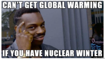 In light of the proposed cuts to the EPA and increased military spending