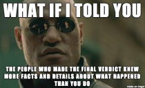 In light of the upset surrounding the Zimmerman trial