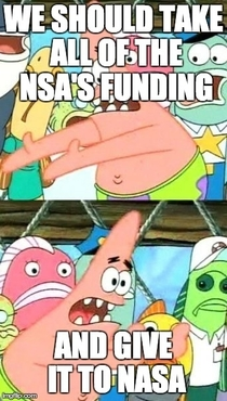 In regard to Ken Hams latest remarks on NASA