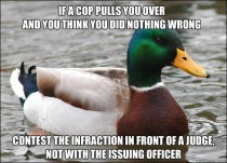 In response to all the complaining over police using excessive force a little piece of advice that will save you a lot of trouble
