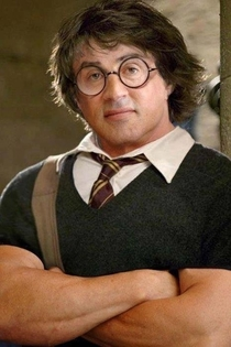 In response to Bambo I give you Rocky Potter