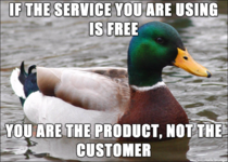 In the light of AVG Antivirus selling your information