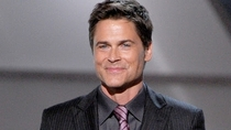 Incredible timelapse gif showing Rob Lowe ageing over the last  years