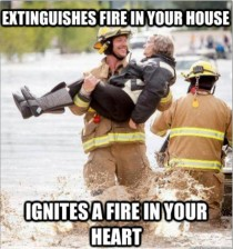 Introducing Ridiculously Photogenic Firefighter