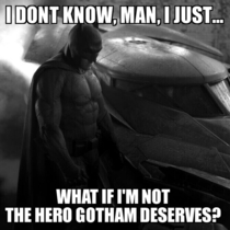 Introspective Batman