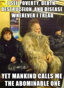 Introspective Yeti cannot grasp why