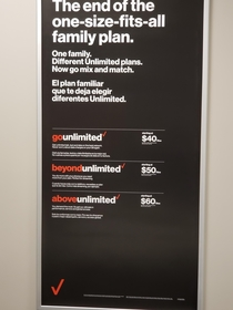 Is it just me or does Verizon have no fing clue what the word unlimited means