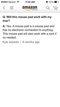 Is this mousepad Mac friendly