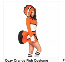 It amazes me every year what they can make into a slutty costume