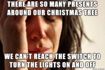 It truly is a Christmas tragedy