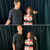 Its been one year since I trolled Hugh Jackman I didnt realise until today that the date I met Hugh was the same date I joined Reddit many years ago  thank you Reddit for the monster you created
