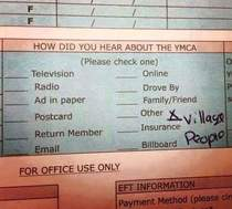 Its fun to stay at the YMCA
