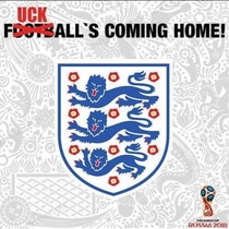 Its not coming home